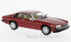 WB288 - JAGUAR XJ-S RED