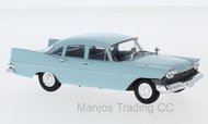 WB289 - PLYMOUTH SAVOY BLUE