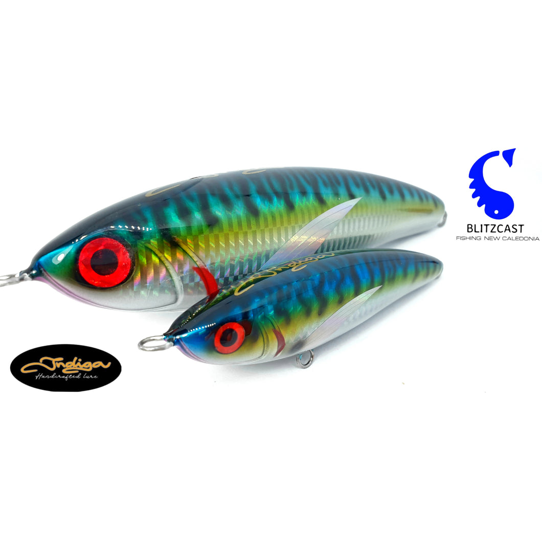 INDIGA Blue Mackerel 185S 115g