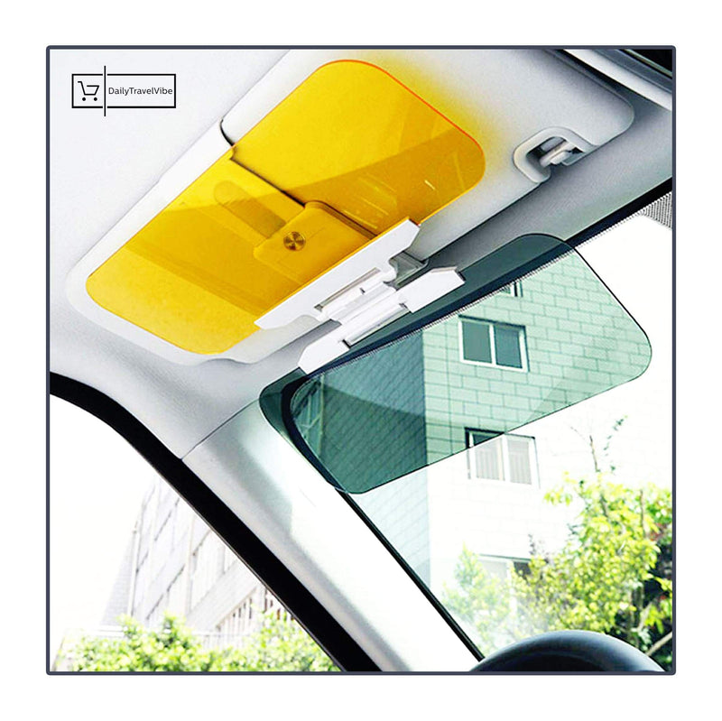 Universal Day and Night Anti-Glare Visor (2 in 1)