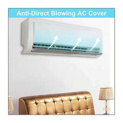 Anti-Direct Blowing A/C Cover