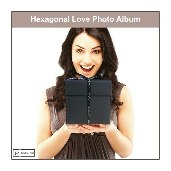 2x Love Photo Album