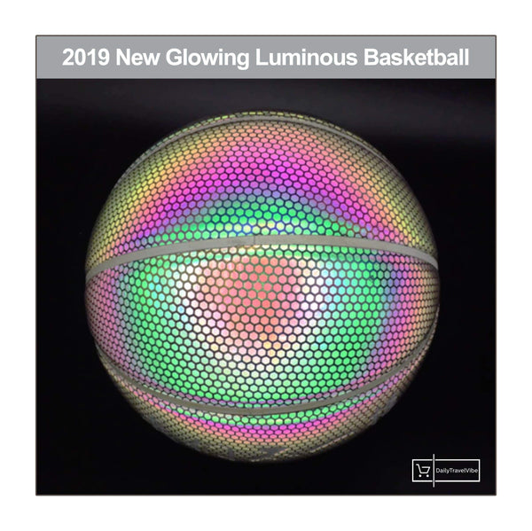 2019 New Glowing Luminous Basketball