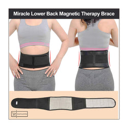 Miracle Lower Back Magnetic Therapy Brace