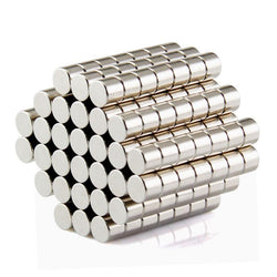 100pcs Mini Disc Neodymium Magnet (Super Strong)