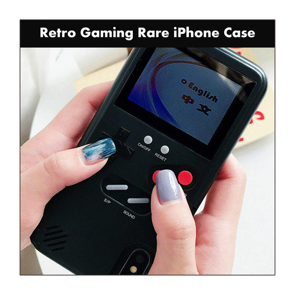 Retro Gaming Rare iPhone Case