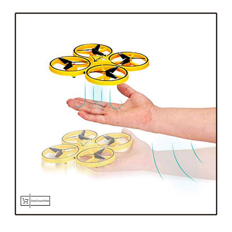 Inductive Quadcopter Drone