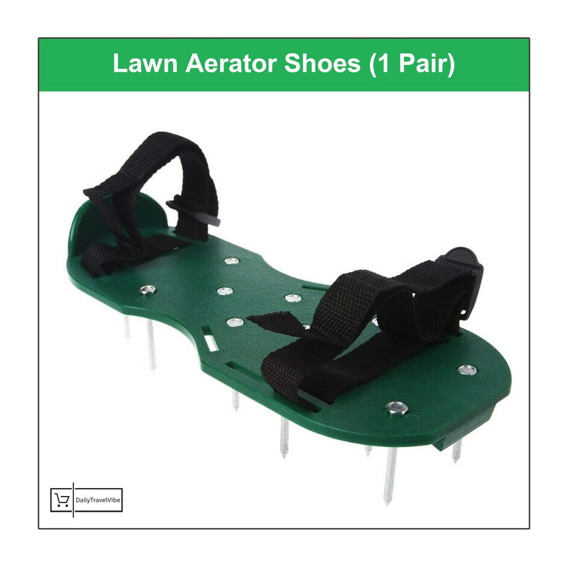 Lawn Aerator Shoes (1 Pair)