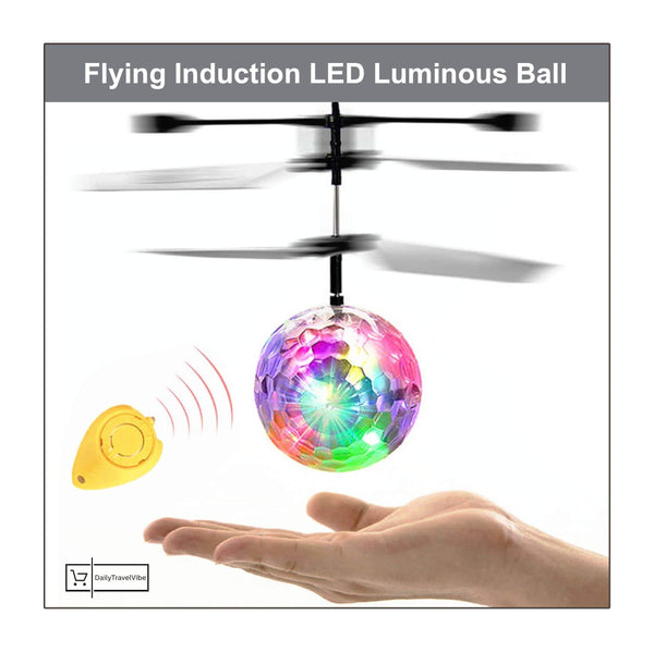Flying Induction LED Luminous Ball