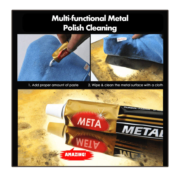 Multi-functional Metal Polish Cleaning