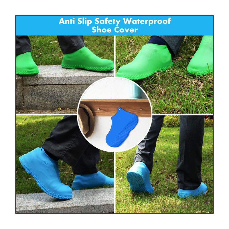 Anti Slip Safety Waterproof Shoe Cover