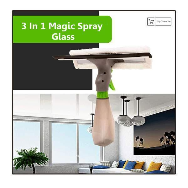 3 In 1 Magic Spray Glass