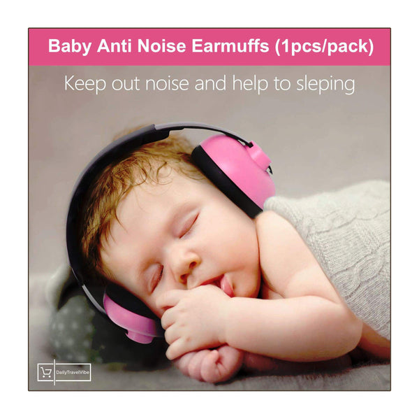 Baby Anti Noise Earmuffs (1pcs/pack)