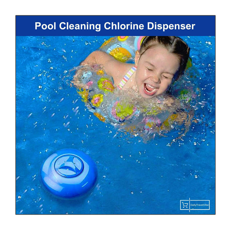 Pool Cleaning Chlorine Dispenser