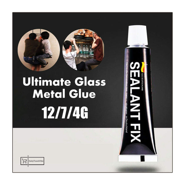 10x Ultimate Glass Metal Glue (10x12g)