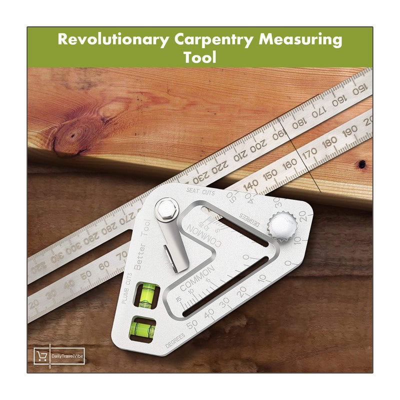 Revolutionary Carpentry Measuring Tool