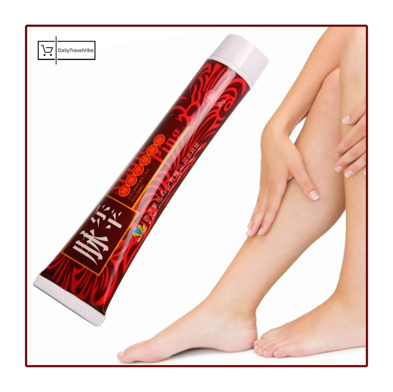 Miracle Varicose Veins Removal Cream
