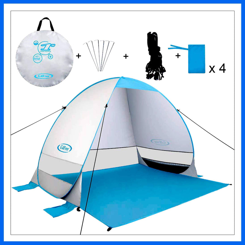 Automatic Anti-UV Tent