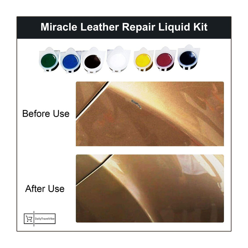 Miracle Leather Repair Liquid Kit