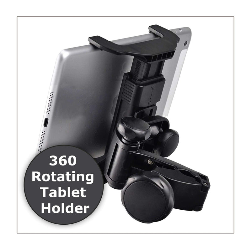 360 Rotating Tablet Holder