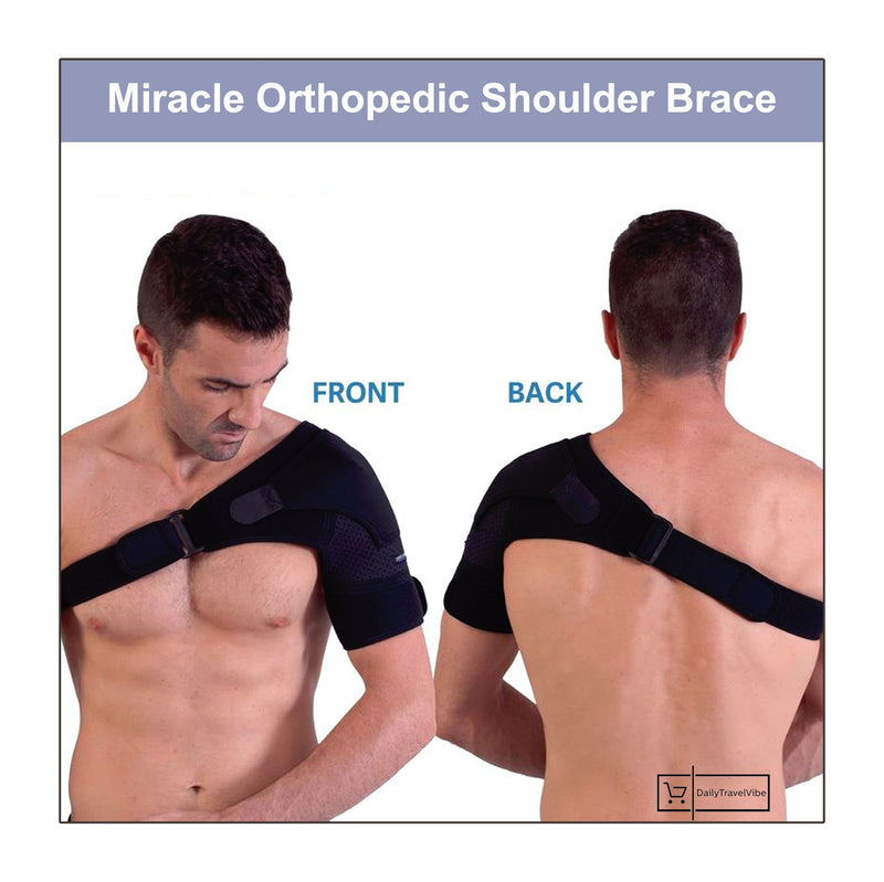Miracle Orthopedic Shoulder Brace