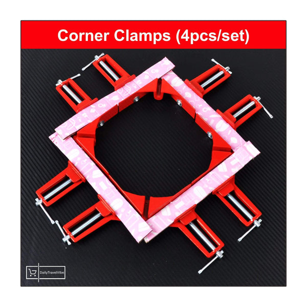 Corner Clamps (4pcs/set)