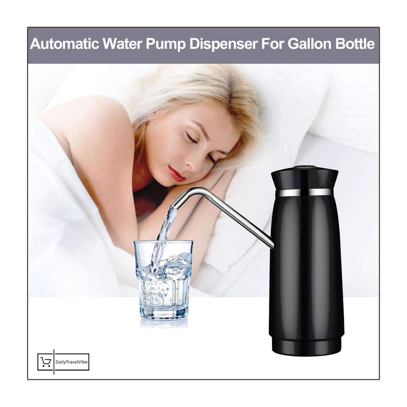 Automatic Water Pump Dispenser For Gallon Bottle