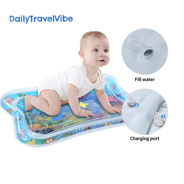 Inflatable Baby Water Mat Toy