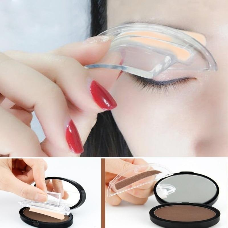 Easy Eyebrow Stamp