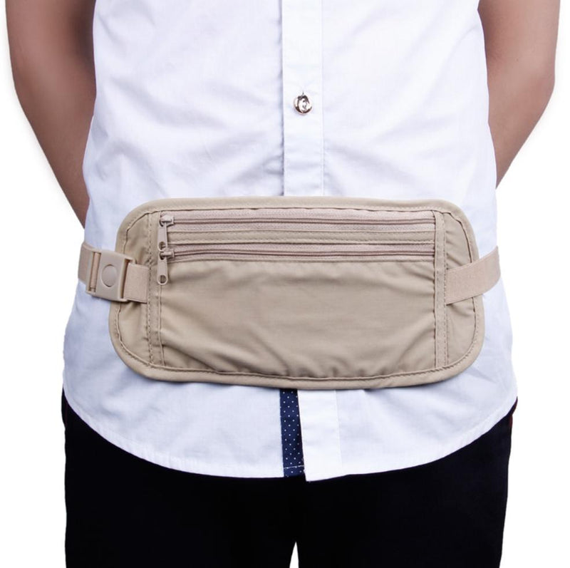 Anti-Theft Money Belt