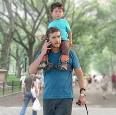 Hands-Free Shoulder Carrier