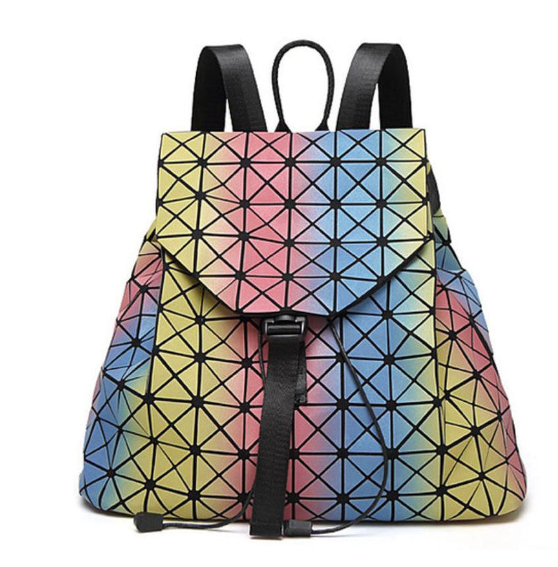 Luminous Backpack (White/Black/Rainbow)