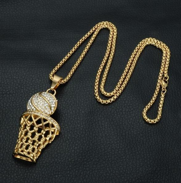 BASKETBALL NECKLACE (Limited Edition)
