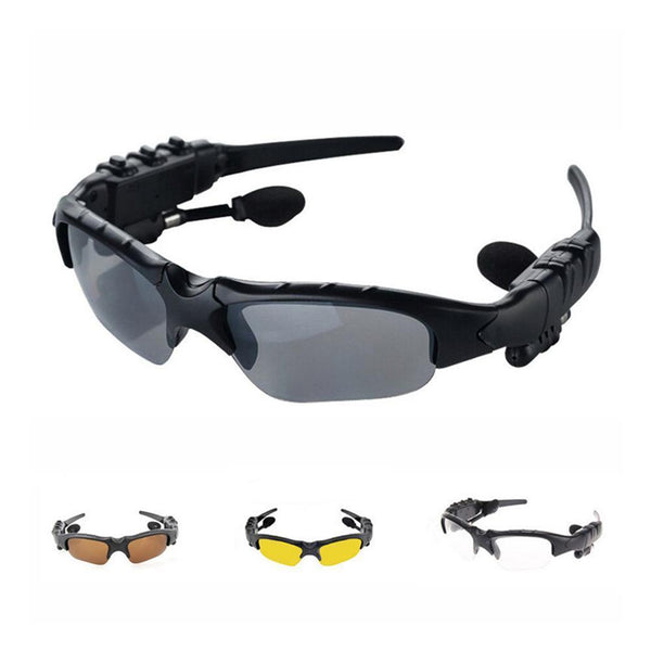 Polarized Smart Sunglasses