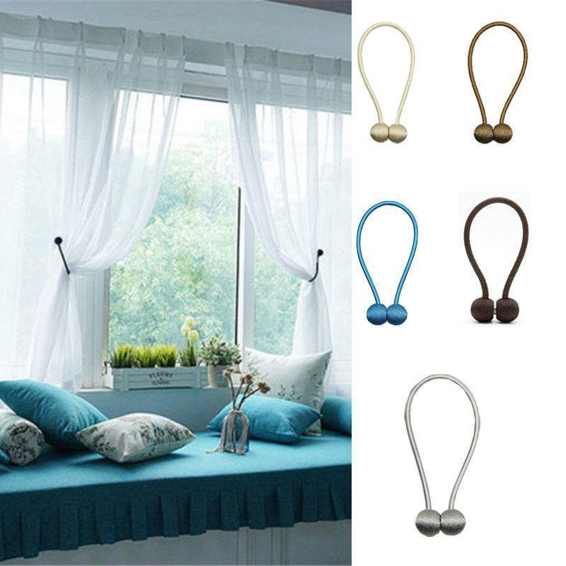 Magnetic Curtain Tie