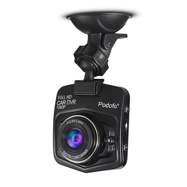 Portable 1080P Car Dash Camera with Night Vision