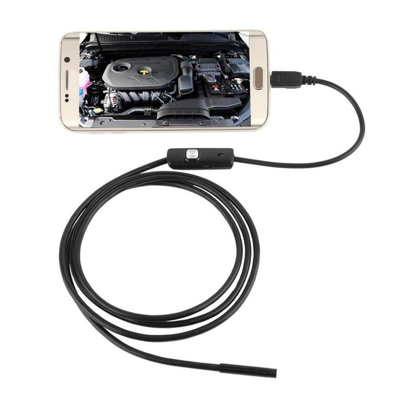 1 USB ear cleaning endoscope