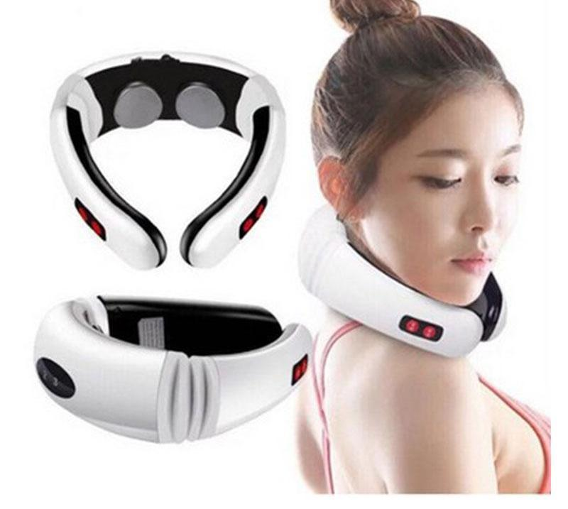 Neck Electrotherapy Massager For Pain Relief