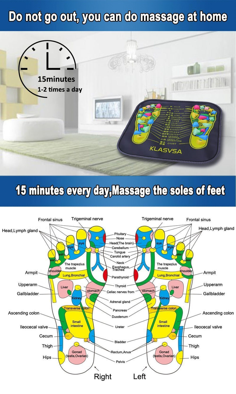 Miracle Foot Reflexology For Pain Relief