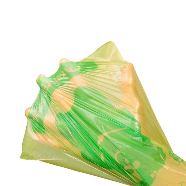 Dog Poop Bags 120 Counts 17 Micron ASTM D6400 Biodegradable Cat Waste Bags Garbage Bag - ecartts