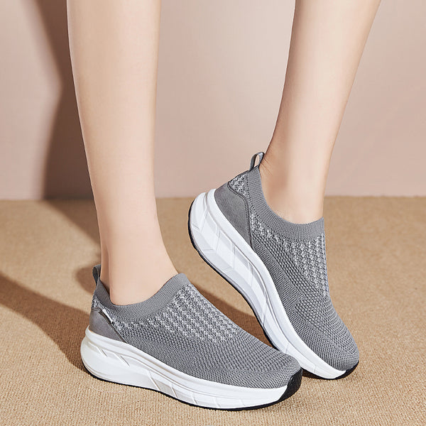 Women Casual Shoes new trainers 2019 Fashion Breathable Air Mesh Women Sneakers Mens Shoes - ecartts