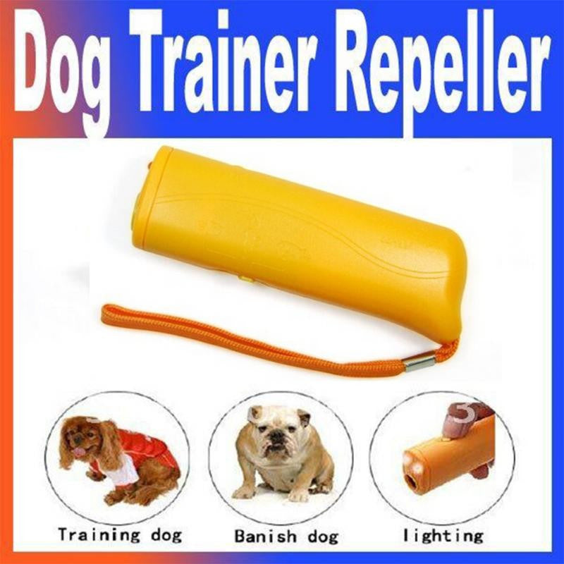 3 in 1 Anti Barking Stop Bark Dog Training Device - ecartts
