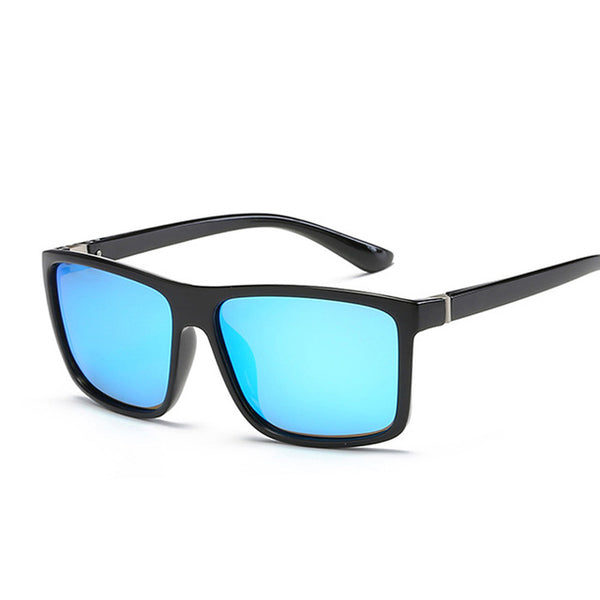 Polaroid sunglasses Unisex Square Vintage Sunglasses For Women Men - ecartts