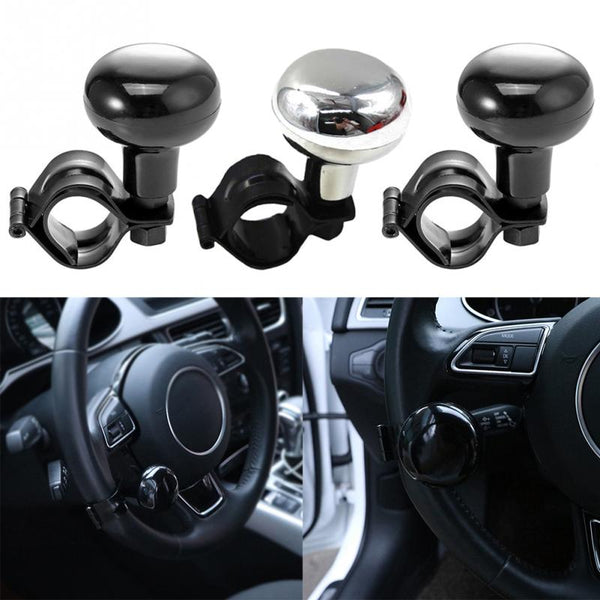 Car Steering Wheel Spinner Knob Power Handle Ball