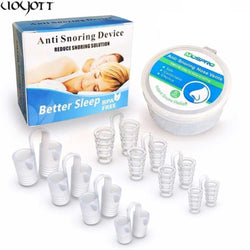 Anti Snore Apnea Nose Clip Breathe