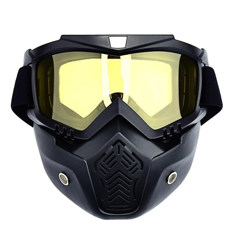Tenacious Protective Full Face Sports Mask
