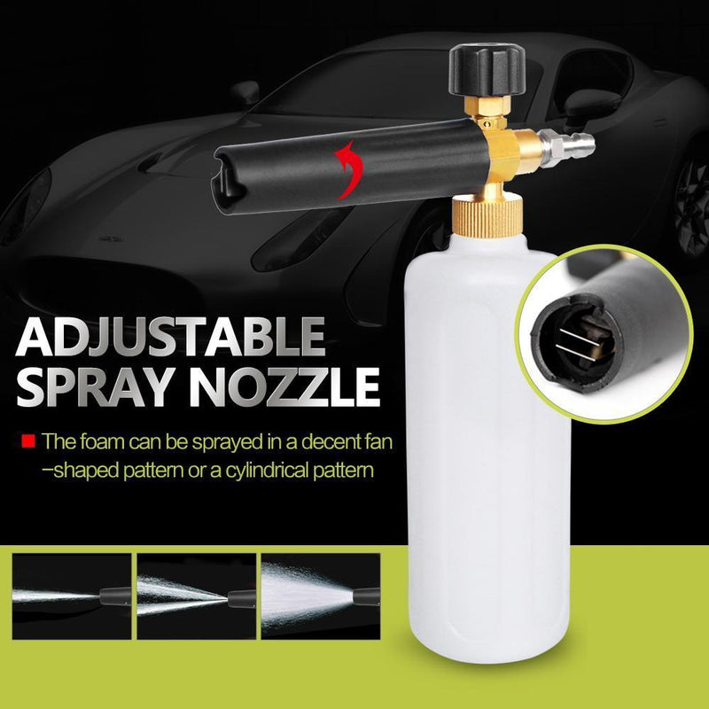 High-Pressure Car Foam Cannon