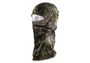 Camo hunting facemask. Ogie™ Standard face mask. Comfortable material. Ogie camouflage pattern. Stretch material. Polyester Spandex. The best hunting masks. Top quality, lightweight, scent control, and visual camo protection. Light and Heavy duty models available.