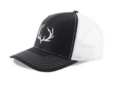 Fishing Hats Fish Hook Logo Snapbacks