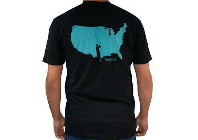 USA Fishing Shirt